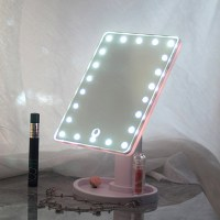 Touch Screen Makeup Mirror Tabletop Cosmetic Vanity light ...