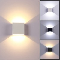 Modern 6W LED Wall Light Up Down Lamp Sconce Spot Lighting ...