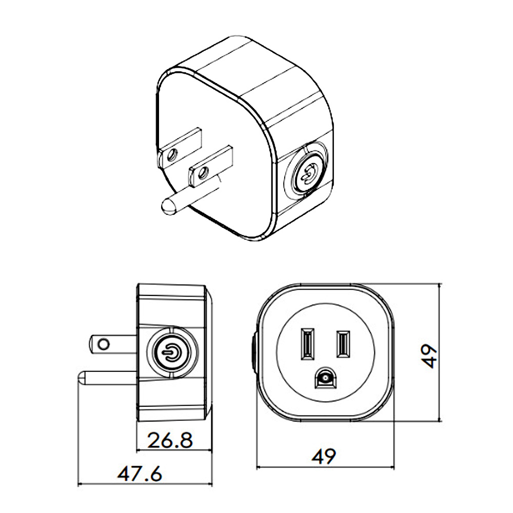 garden timer with remote control