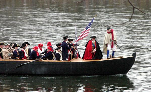 Delaware River Basin CommissionWashington Crosses the Delaware