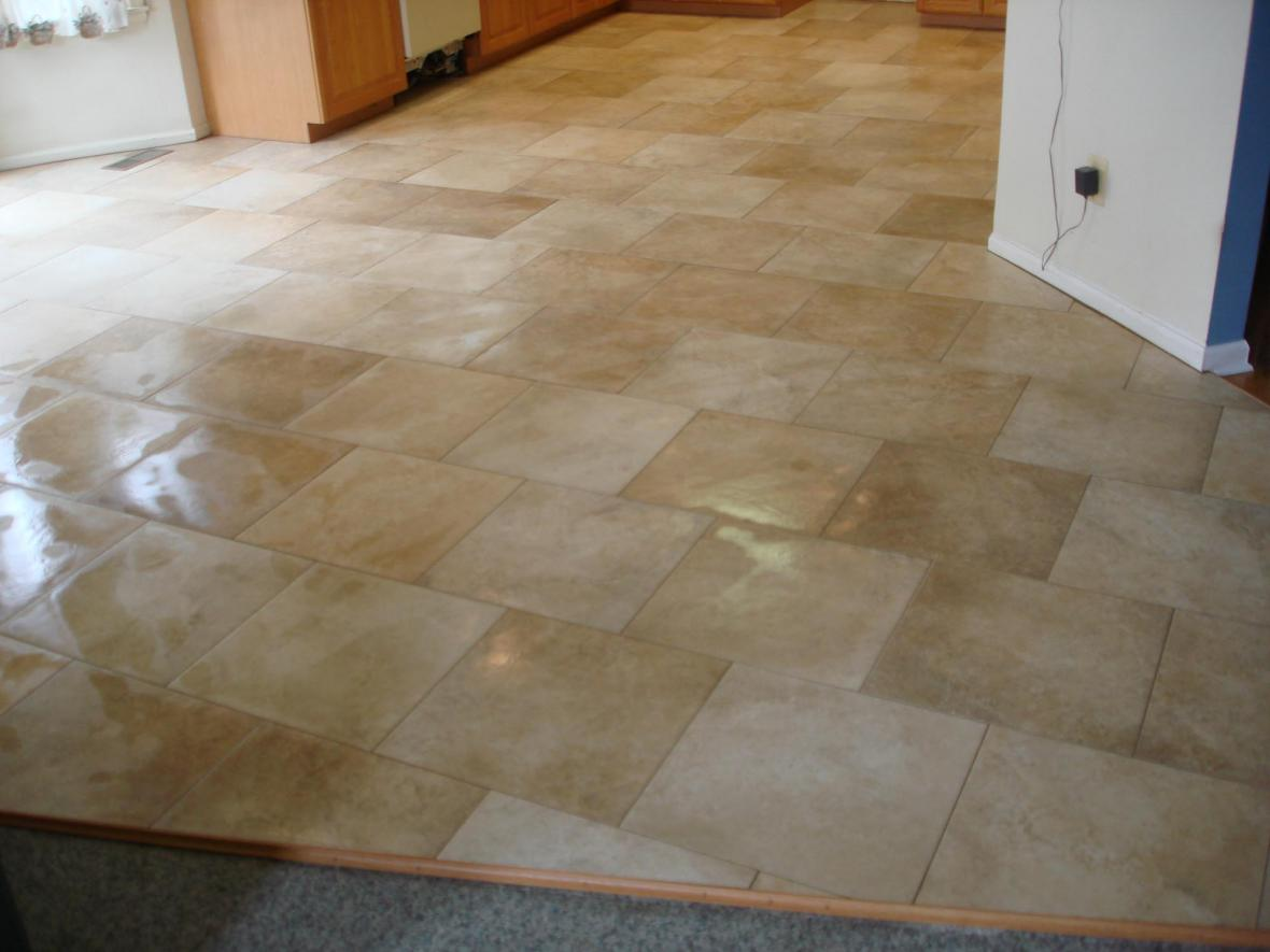 kitchen floors page 1 kitchen tile floors Porcelain kitchen tile floor