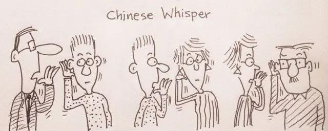 chinese-whisper
