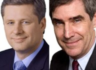 harper ignatieff 240x176 Ad Scam has nothing on Tory $3 billion slush fund photo
