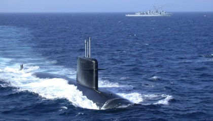 Sophisticated sonar equipment on SNA Emeraude nuclear attack sub to help in search