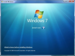 windows7betastartscreen 362x270 Microsoft blames stalled updates on users photo