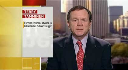 Terry Taminen China throws monkey wrench into climate deal photo