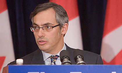 Tony Clement Government not truthful about long form census photo