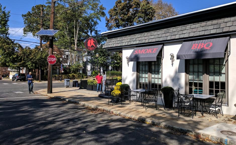 Smoke BBQ Brings Southern Cooking to Downtown Audubon