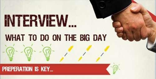 Tips for a Successful Interview \u2013 Part 1 NJ School Jobs