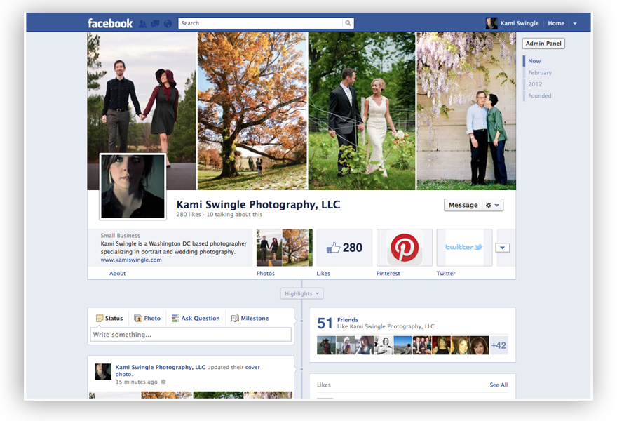 Magnificent Sample Facebook Timeline Illustration - Administrative - sample facebook timeline