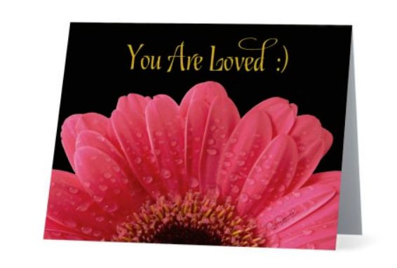 Premium All Occasion Note Card - You Are Loved