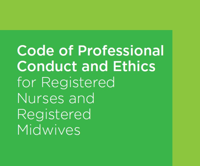 NMBI - The Code - Principle 2 Professional responsibility and