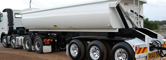 Side Tippers, Heavy Haulage