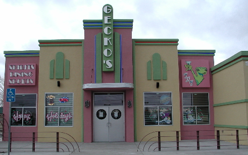 Gecko's Northeast Heights location opened in the fall of 2006.