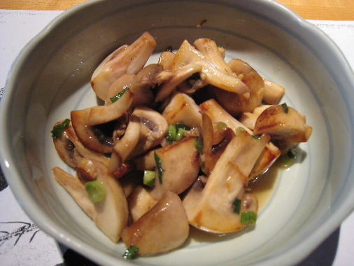 Kinoko Mushrooms