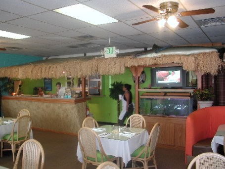 Costa Azul, an excellent mariscos restaurant on Albuquerque's West Mesa.