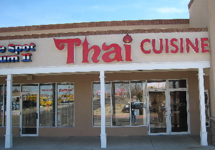 Thai Cuisine in Montano Plaza