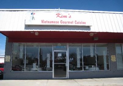 Kim's offers Gourmet Vietnamese