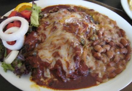 Enchilada Heaven