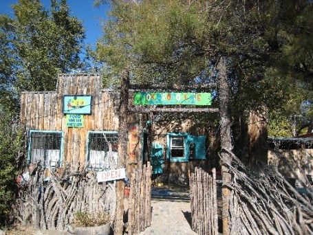 The Tocororo Cafe in Madrid, New Mexico