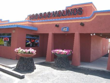 Los Dos Molinos in Springerville, Arizona
