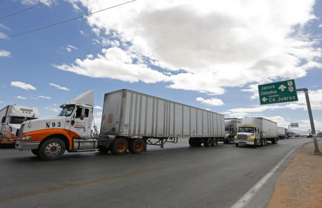April 2019 Article – How Increased Truck Crossing Times are Affecting Cross Border Trade
