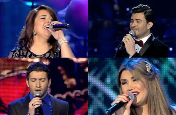 ������ ������ �� ���� - The Voice ����� ������� ����� ����� 29-3-2014