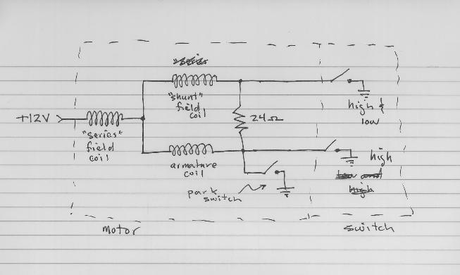 1981 Jeep Cj7 Wiper Motor Wiring Diagram Wiring Schematic Diagram