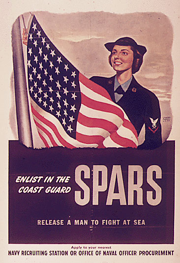 Coast Guard Women\u0027s Reserve, SPARS, Created The National WWII