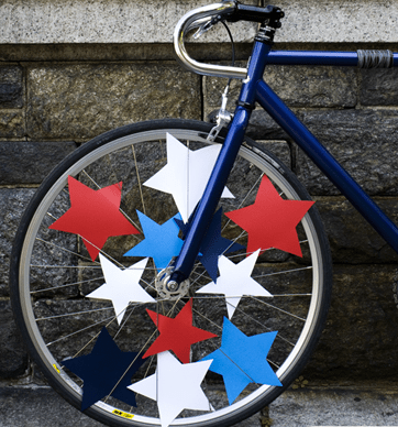 Bike Parade ideas for the 4th of July