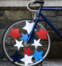 Bike Parade ideas for the 4th of July | NoBiggie.net