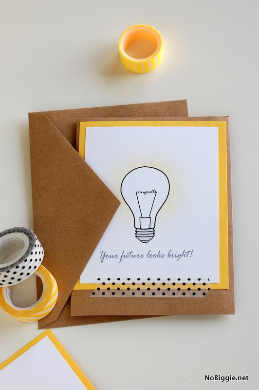 Graduation cards (free printables)
