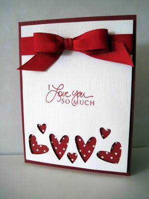 25+ Easy DIY Valentine\u0027s Day Cards