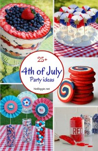 25+ 4th of July Party ideas - NoBiggie