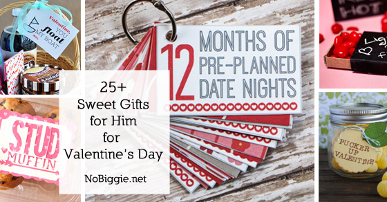sweetest day gifts for him
