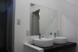 シャワールーム・パウダールーム