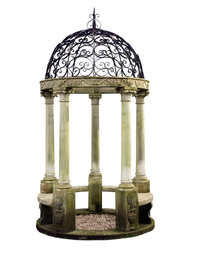 Limestone Garden Rotunda