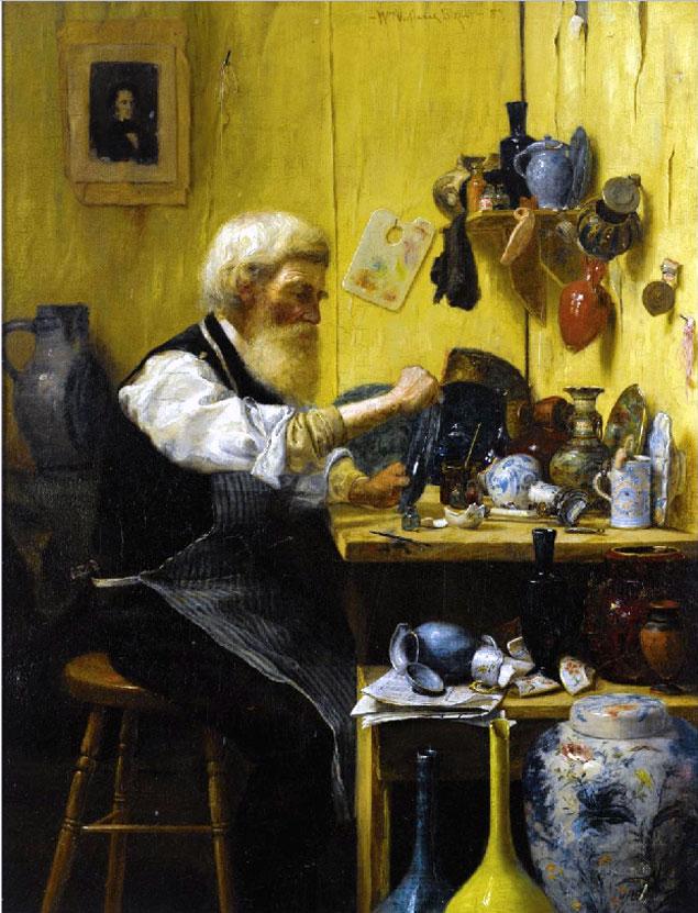 William Verplanck Birney The Restorer