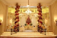 Nol au Ritz  Londres - Noblesse & Royauts