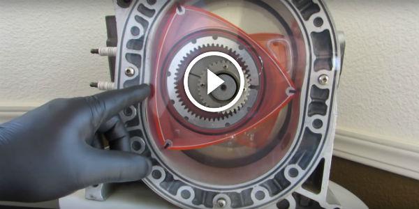 how subaru engine works