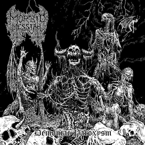 AN NCS PREMIERE MORBID MESSIAH - \