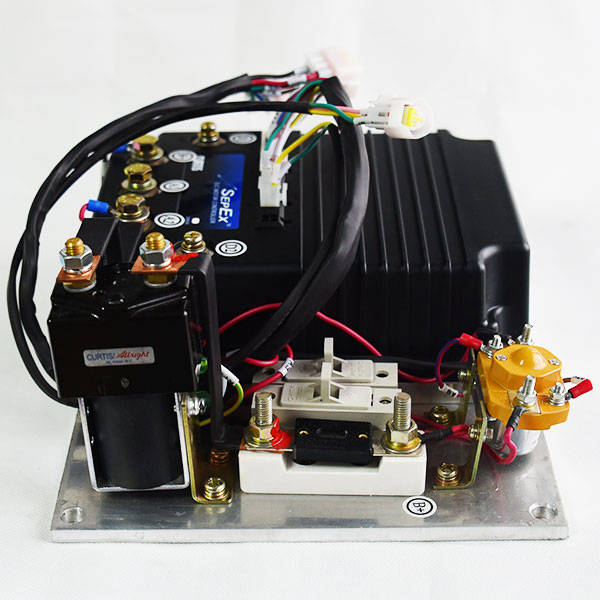 For Curtis Sepex Controller Wiring Diagram Curtis Programmable Dc Sepex Motor Controller Assemblage