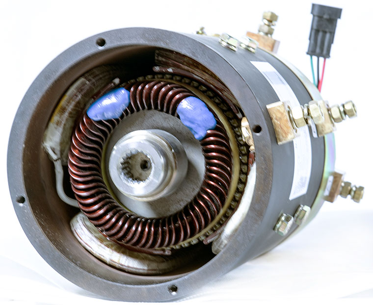 For Curtis Sepex Controller Wiring Diagram 48v 3 8kw Dc Sepex Motor Xq 3 8 Golf Cart Traction Motor