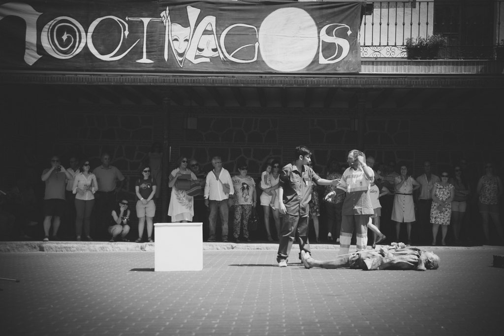 Noctivagos - Oropesa - La Estatua