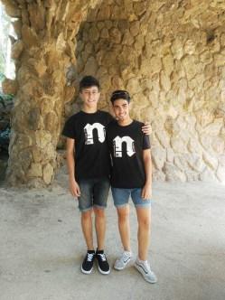 Juan CArlos y Miguel - Barcelona