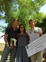 Noctivagos 2016 - Premios: Insularia Teatro