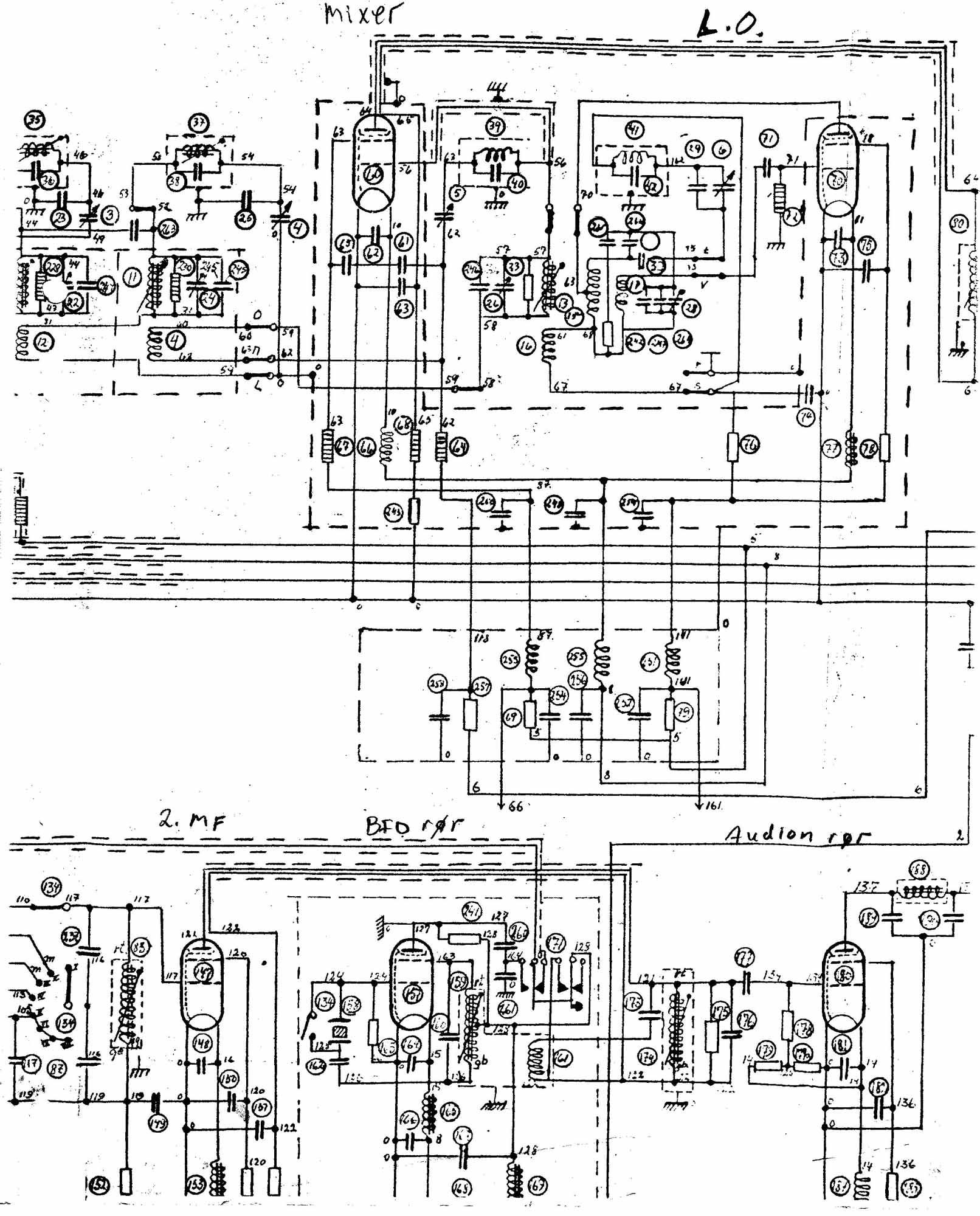 Audio Mixer Circuit Diagram Pdf - Auto Electrical Wiring Diagram on