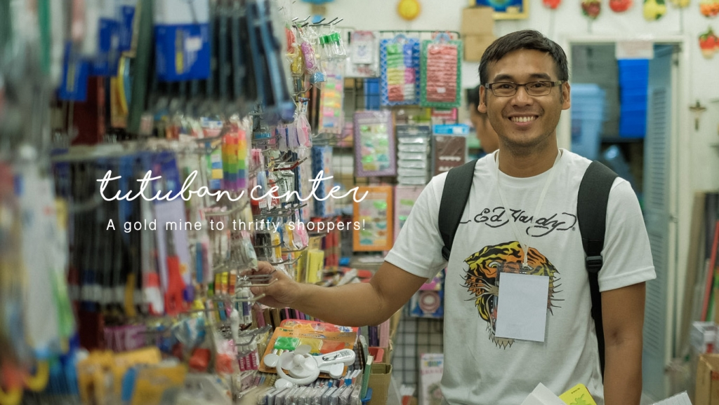 Tutuban Center in Divisoria: A gold mine to thrifty Shoppers + Quick Tips for Divisoria Shoppers