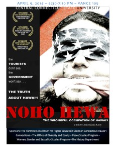 NOHO HEWA screening in Connecticut
