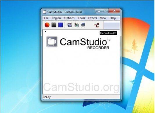 Programma CamStudio